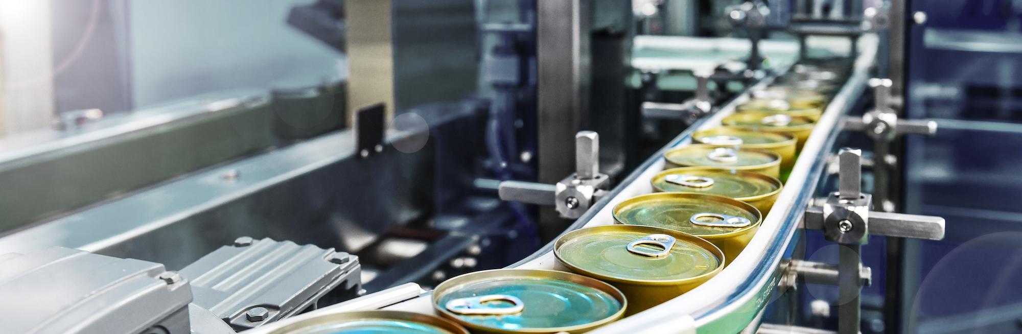 Qualitätskontrolle für Lebensmittel mit MEKI Röntgensystemen