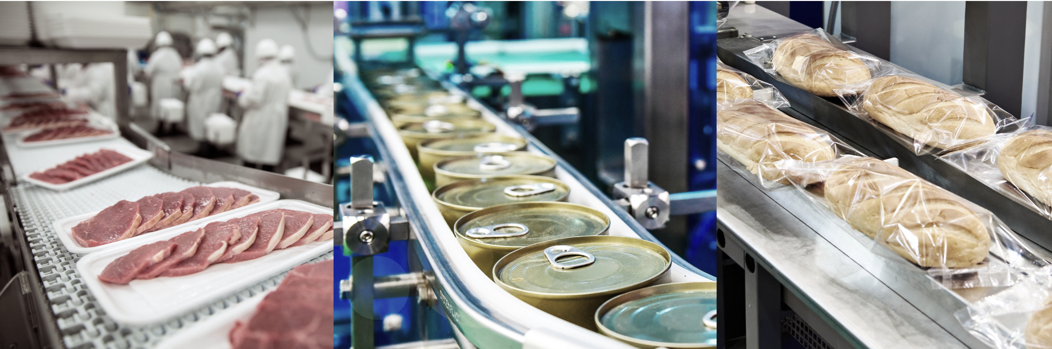 Food industry solutions